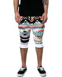 Multi colored Shorts