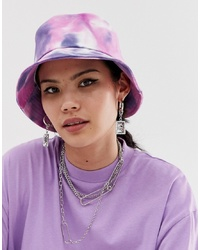 ASOS DESIGN Tie Dye Bucket Hat