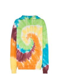 R13 Tie Dye Oversized Hoodie