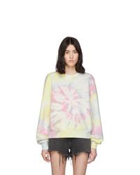 Multi colored Tie-Dye Sweatshirt