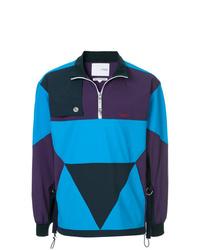 Yoshiokubo Panelled Colour Block Jacket