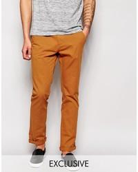 D Struct Chino Pants