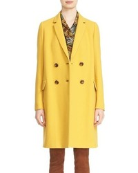 Lafayette 148 New York Gianna Culture Crepe Coat
