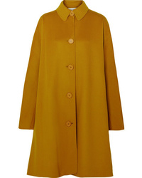 Mansur Gavriel Wool And Cashmere Blend Coat