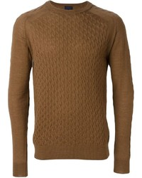 Cable knit jumper medium 616330