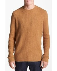 Topman Crewneck Sweater Mustard Small