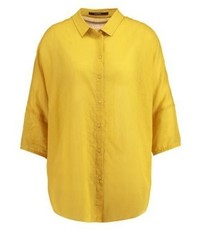 Zalad shirt mute mustard medium 3939140