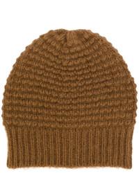 Knitted beanie hat medium 4471060