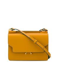 176462c994b4 Mustard Leather Crossbody Bags for Women