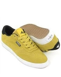Mustard Low Top Sneakers