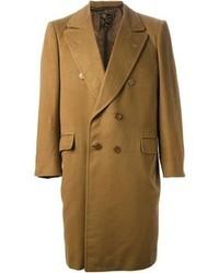 Mustard Overcoat