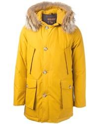 Hooded parka medium 111703