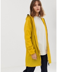 K-Way Longline Waterproof Jacket
