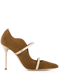 Malone Souliers Strappy Pumps