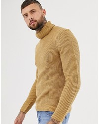 1ab57b56404580 Mustard Turtlenecks for Men   Men's Fashion   Lookastic UK