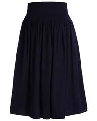 A line skirt navy blazer medium 3934470