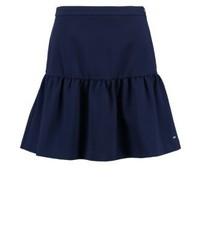 Tommy Hilfiger Imogen A Line Skirt Blue