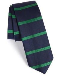 Stripe silk tie medium 228448