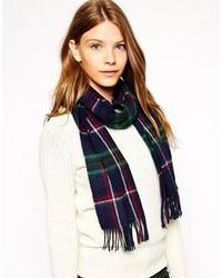 House tartan scarf medium 143978