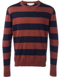 Striped sweater medium 3665847