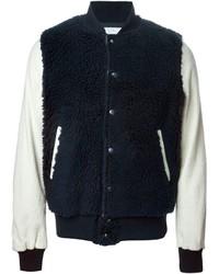 Varsity bomber jacket medium 126762