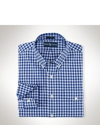 Polo Ralph Lauren Custom Gingham Pocket Shirt