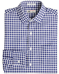 Thomas mason for ludlow slim fit shirt in gingham medium 389150