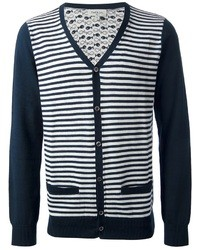 Striped cardigan medium 14801