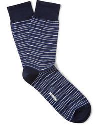 Missoni Striped Cotton Socks