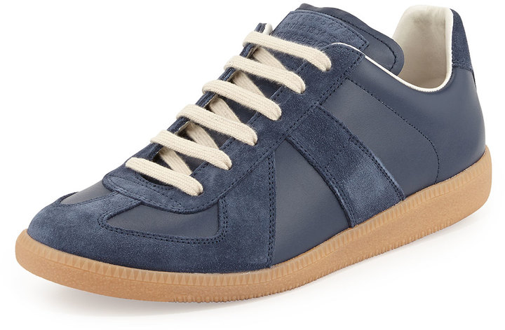 Maison Margiela blue Replica low-top sneakers outlet recommend sumPOz2e
