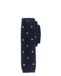 J.Crew Knit Tie In Large Dot