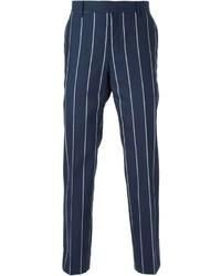 Juunj pin stripe trousers medium 286867