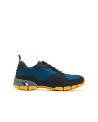 Prada Ridged Sole Sneakers