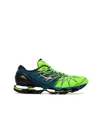 Mizuno X Browns Green Miz Wave Prophecy 7 Sneaker