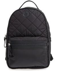 Moncler Infant Boys Petit George Quilted Backpack Black