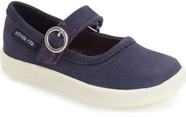 Stride Rite Toddler Girls Simone Mary Jane Flat