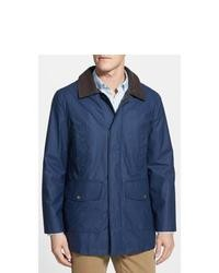 Cole Haan Coated Barn Jacket
