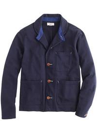 J.Crew Wallace Barnes Knit Chore Coat
