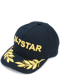 DSQUARED2 24 7 Star Embroidered Baseball Cap