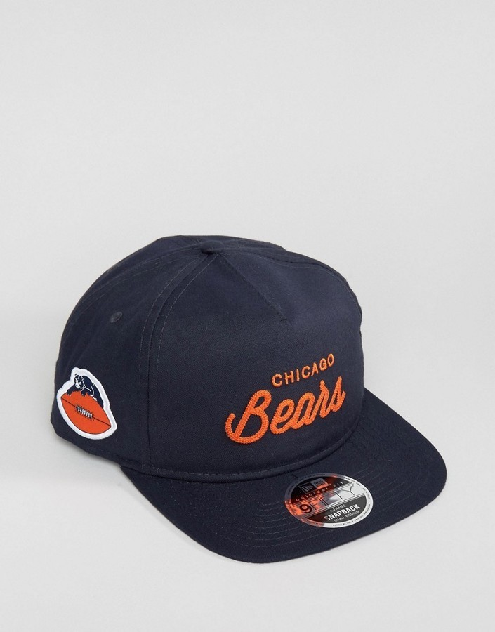 9a60493263d ... New Era 9fifty Snapback Cap Chicago Bears ...