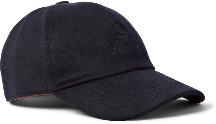 ... Loro Piana Cashmere Baseball Cap ... 951d861b6f7