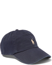 88e4955fe77 ... Polo Ralph Lauren Cotton Twill Baseball Cap