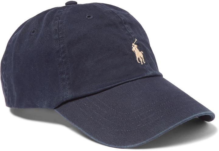 ... Polo Ralph Lauren Cotton Twill Baseball Cap ... 3a74b588804
