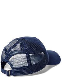 ... Polo Ralph Lauren Denim Trucker Hat a51658235c6