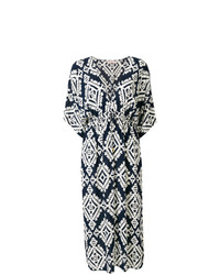 Tory Burch Tapestry Geo Beach Dress