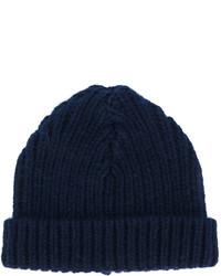 Marni Ribbed Beanie Hat