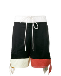 Chloé Colour Block Shorts