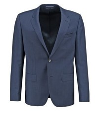 Tommy Hilfiger Butch Fitted Suit Jacket Blue