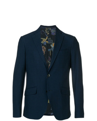 Etro Classic Fitted Blazer