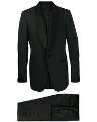 Tom Ford Contrast Lapel Blazer
